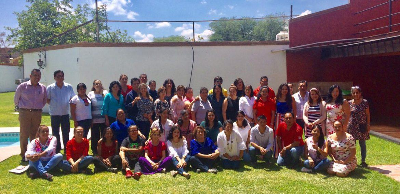 Programa Iberoamericano Escribir como Lectores. Taller  de Formación Inicial para coordinadores y maestros-mediadores.