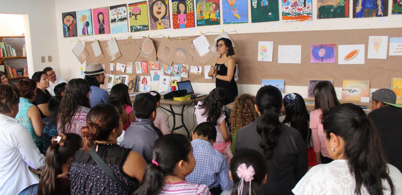 Talleres y actividades en Ndöní. Espacio de Creación y Cultura para niños y jóvenes
