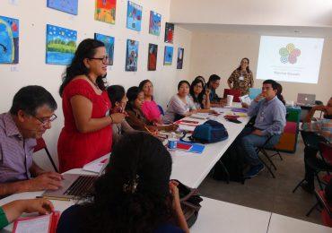Taller de Formación inicial. Programa iberoamericano Escribir como lectores. Ciclo 2019-2020
