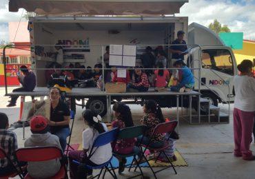 Ndöní Móvil visita nuevos lugares y atiende cada vez más beneficiarios