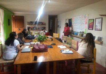 """Participación del equipo de Dirección y Académico en el Laboratorio de ideas de la """"Red Escribir Como Lectores"""" y el Seminario iberoamericano """"Evidencia sobre prácticas del lenguaje inclusivas"""""""
