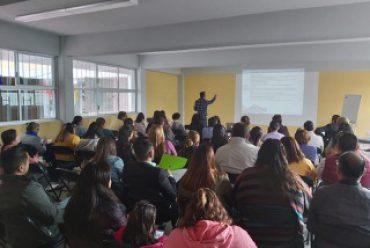 Taller de formación docente sobre estrategias didácticas y contenidos prioritarios de Matemáticas para el Sector #4 de Educación Primaria, Querétaro