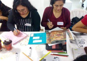 concluyen talleres de fortalecimiento a la Estrategia Nacional de Lectura en el estado de Veracruz