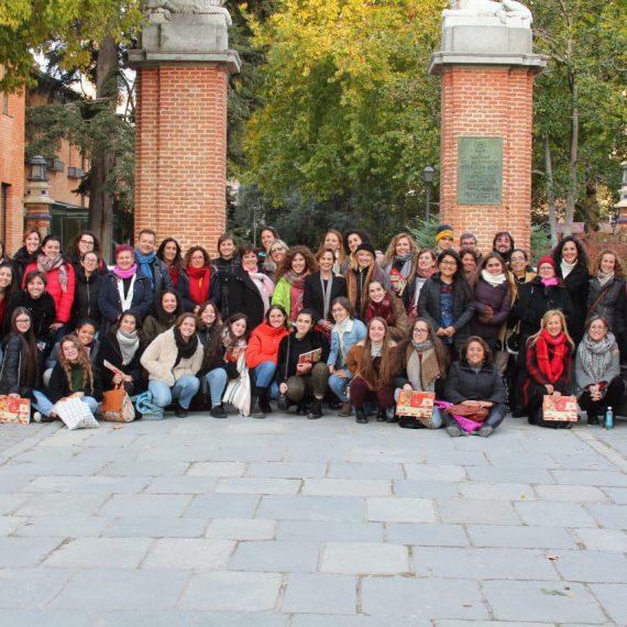 EL CENB participó en el Laboratorio de Ideas y Seminario del Programa Escribir como Lectores en Madrid, España, noviembre 2019.